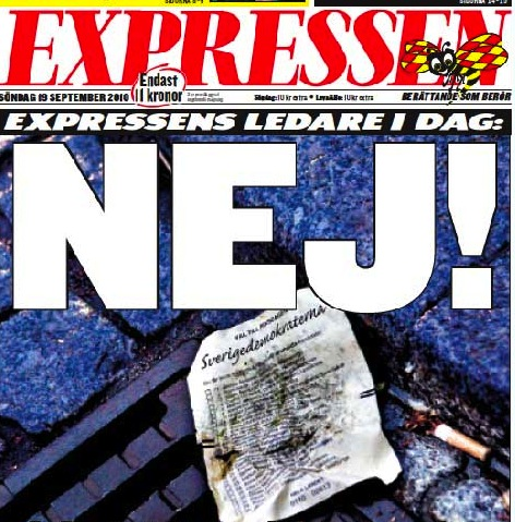Expressen-anti-SD